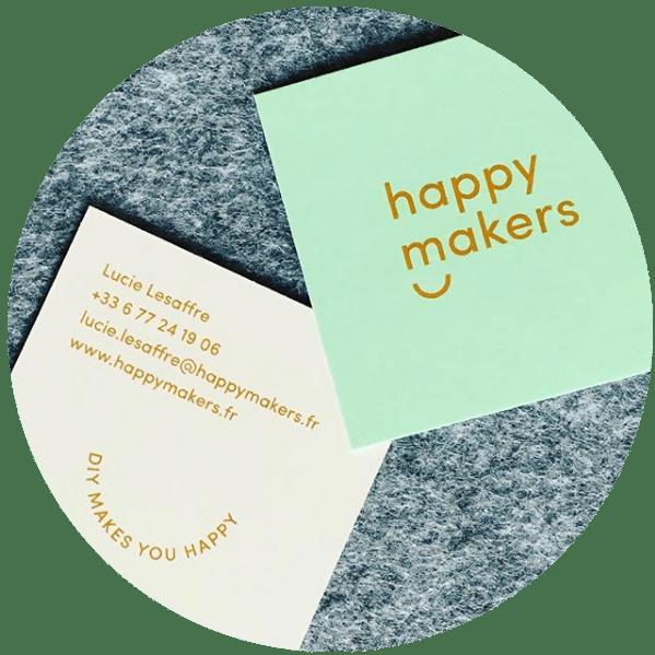 informations de contact Happy Makers