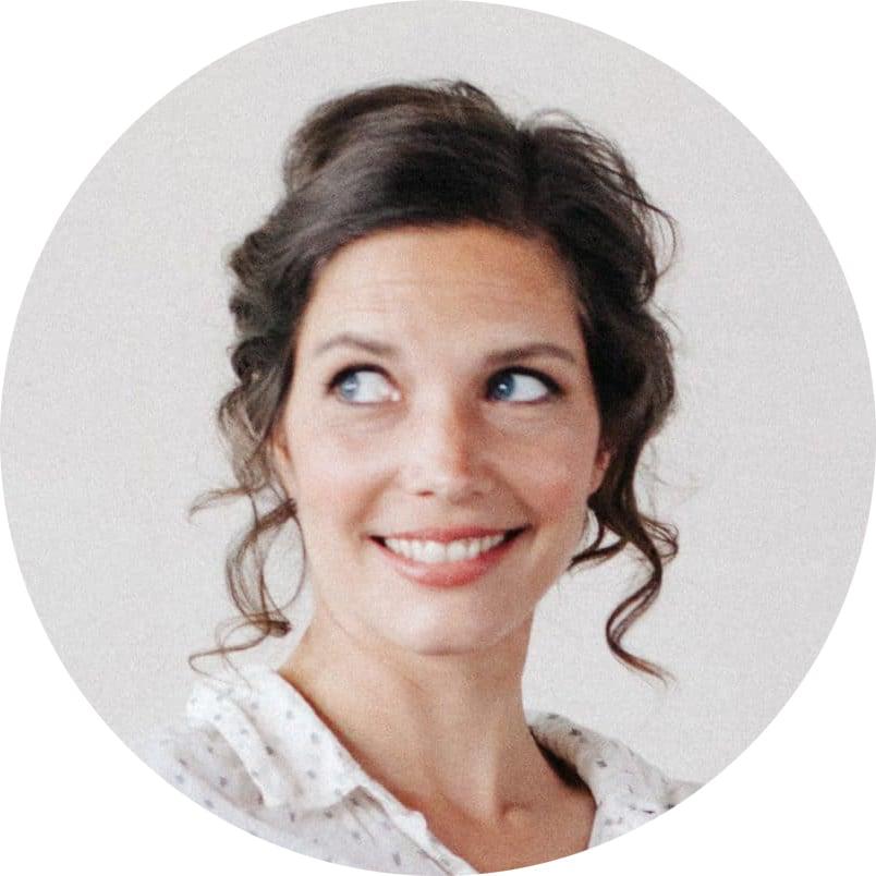portrait Lucie, fondatrice de Happy Makers